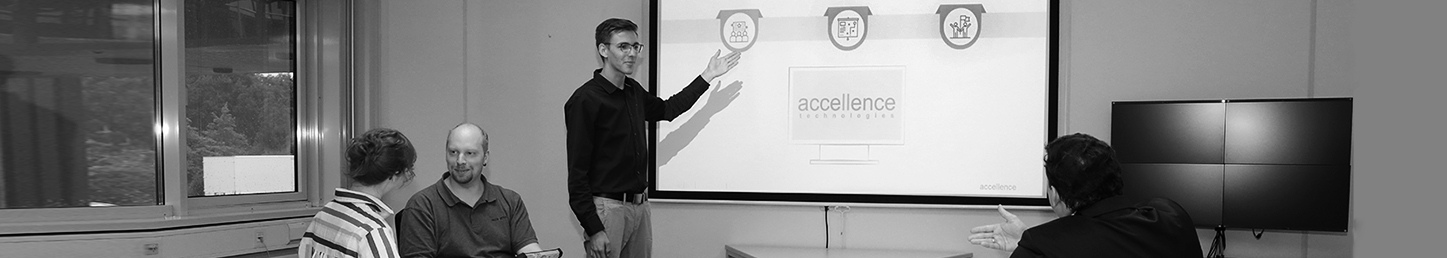 At Accellence Technologies GmbH, the focus is on the individual employee. Through the continuous improvement of our employees' competencies, we create added value for our customers and our company.